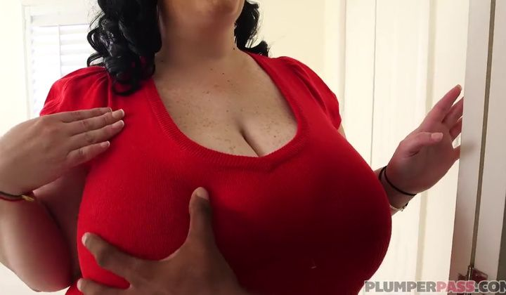 Interracial - Alyson Galen The Youthfull And The Obese [plumperpass]